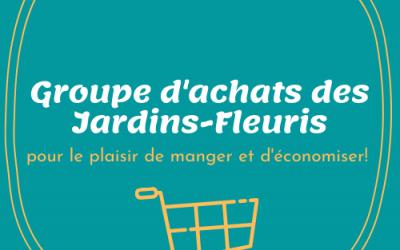 Groupe d'achat des Jardins Fleuris